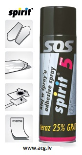 SPIRIT 5 STRONG - spray